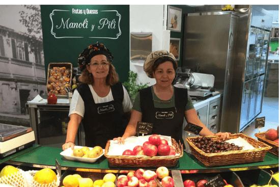 Quesos y Frutas Manoli y Pili