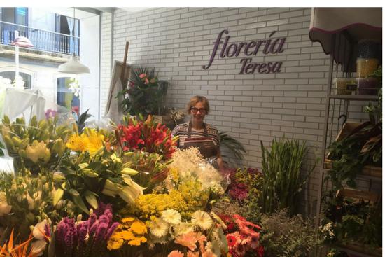 Floristería Teresa