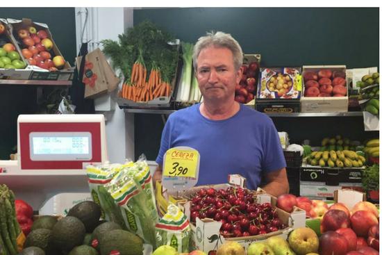 Frutas Luís